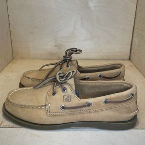 NWOT Kids Sperry Top-Sider Boat Shoes